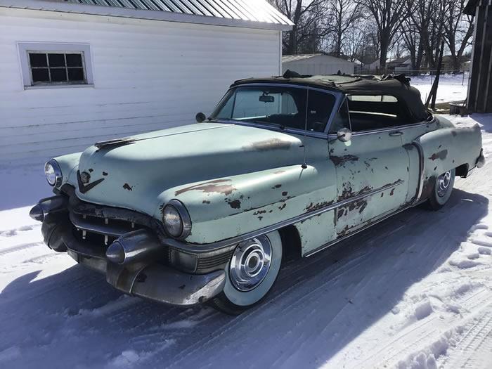 1955 To 1959 Cadillac Car Parts Faded Fins Cadillac Parts